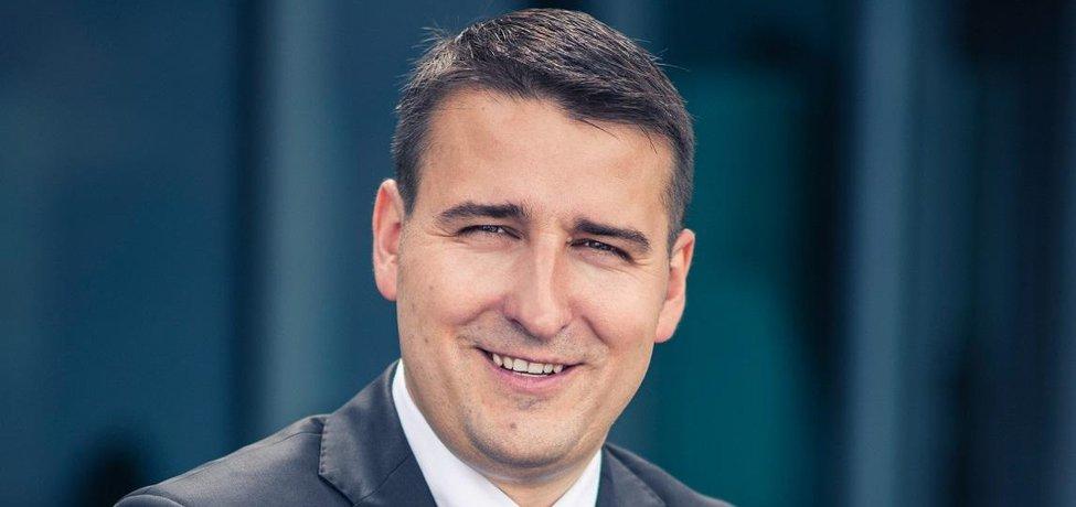 Výkonný ředitel Sigfox ČR Jan Soukal