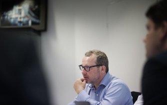 Jeden z obviněných manažerů Petr Kraus