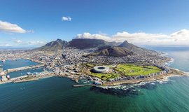 Kapské město, ilustrační foto