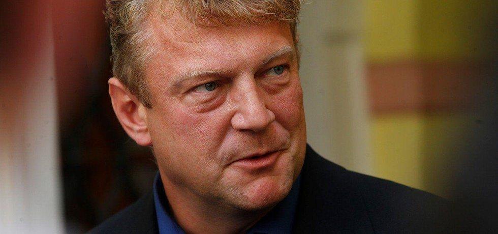 Bývalý elitní policista Jiří Komárek