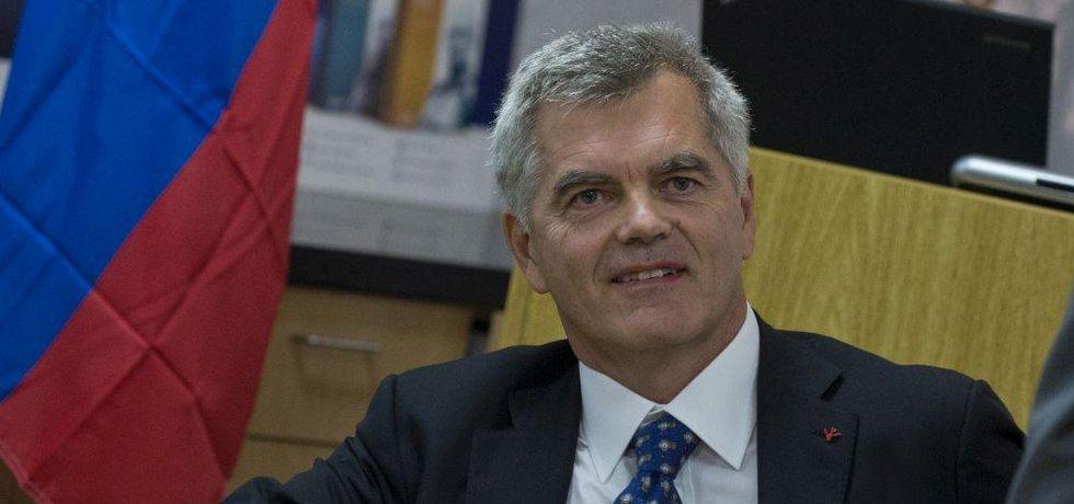 Spolumajitel softwarové firmy Eset Anton Zajac