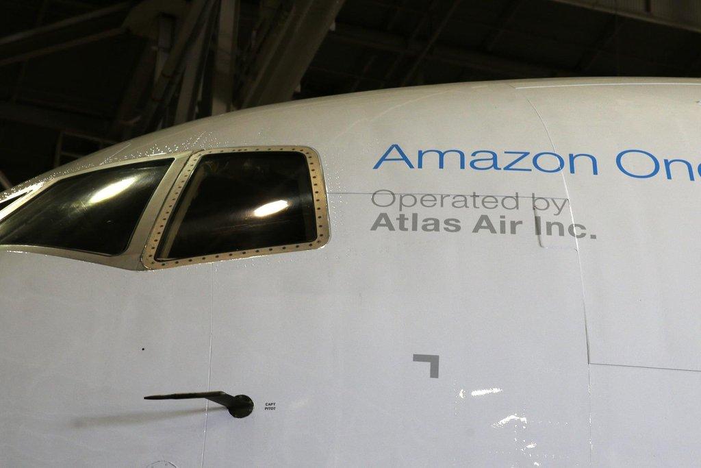 Letadlo Amazon One (Zdroj: ČTK)