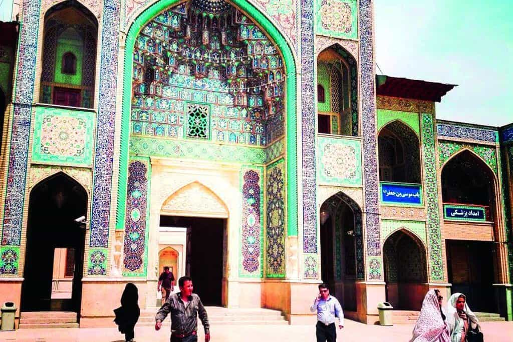 Mešita v Šírazu