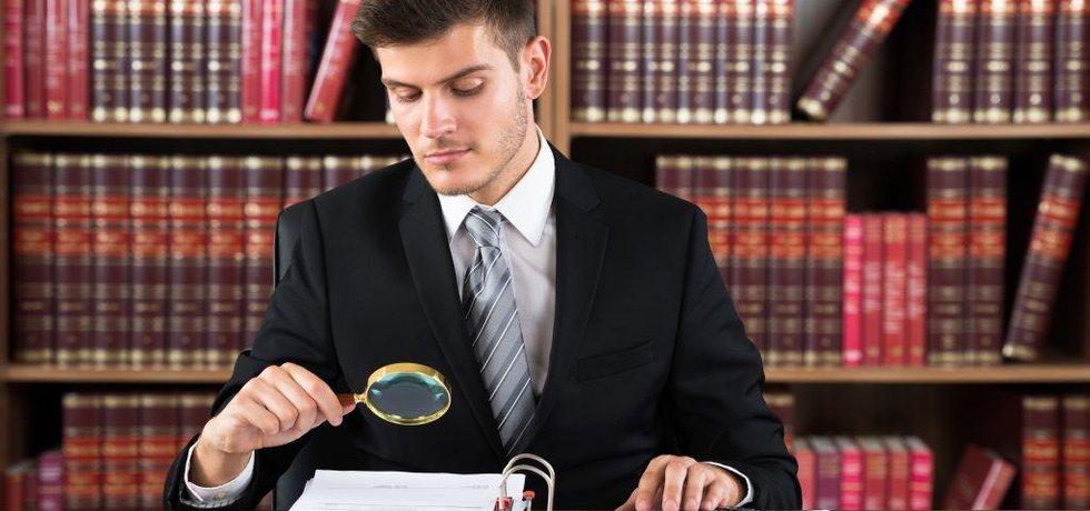 účetní, ilustrační foto