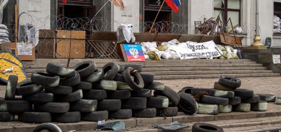Povstalci v Luhansku odmítli doněcký projekt Maloruska