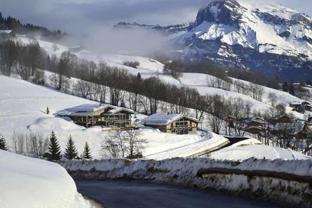 Lyžařská chata je na prodej za neuvěřitelných 43 milionů eur (téměř 1,1 miliardy korun)