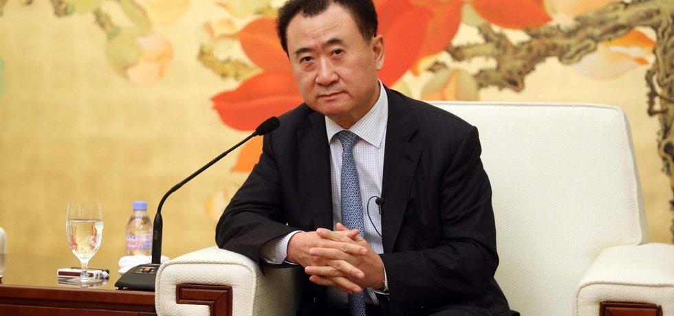 Nejbohatší Číňan Wang Ťien-lin