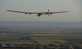 Letadlo na solární pohon Solar Impuls 2 (Zdroj: čtk)