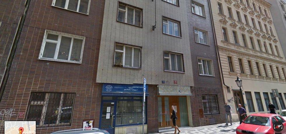 Dům v pražské ulici Rybná v čp. 24 - český rekordman s počtem virtuálních adres