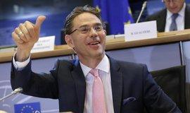Eurokomisař pro hospodářské a měnové záležitosti Jyrki Katainen