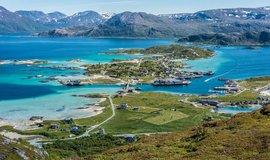 Norský ostrov Sommarøy chce být zónou bez času.