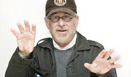 Filmový režisér a producent Steven Spielberg