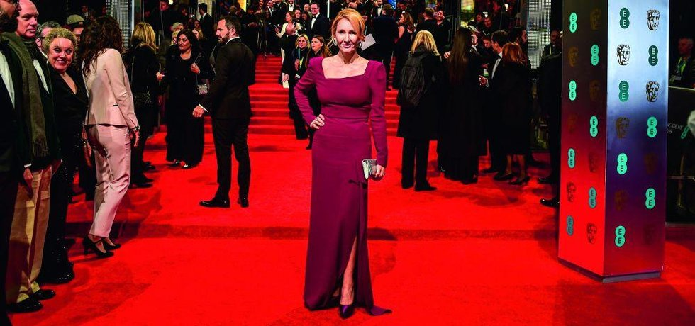 J. K. Rowlingová známá i pod pseudonymem Robert Galbraith