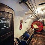 Historické sklepy v Rechenbergu. Ve starých prostorech provoněných sladem a chmelem můžete navštívit kompletně vybavené pivovarské muzeum