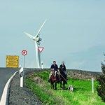 Kraj větrníků a piva. Kousek za hranicí s Německem můžete stále slyšet češtinu