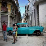 Stará auta Kubánci neustále opravují