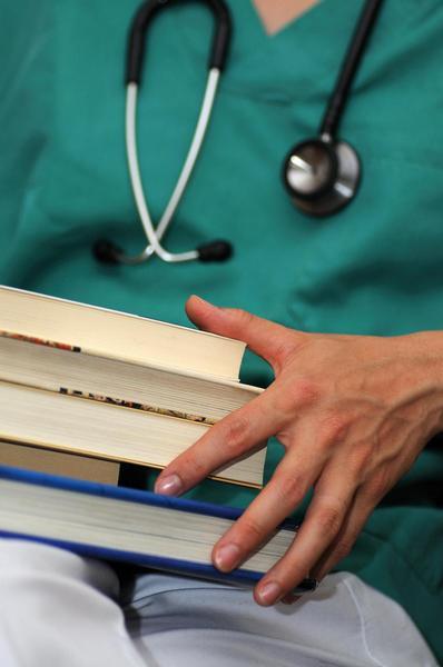 studium, knihy