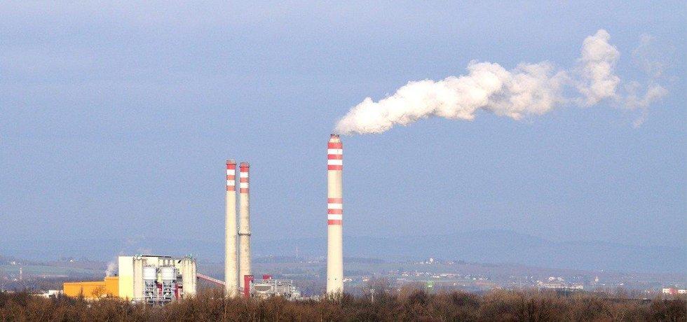 Elektrárna Opatovice, ilustrační foto