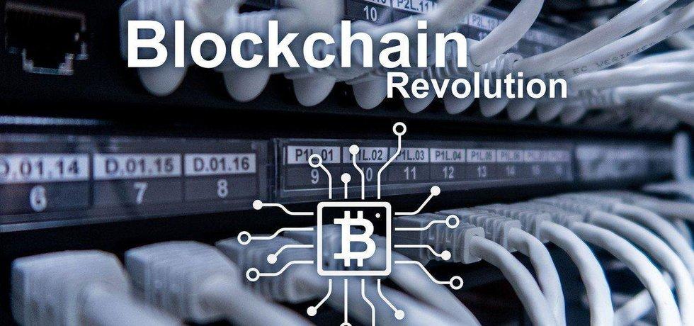 Revoluce technologie blockchain, ilustrační foto