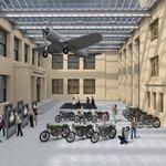 Zastřešením dvorany vznikne další výstavní prostor, kde se počítá i se zavěšeným letounem.