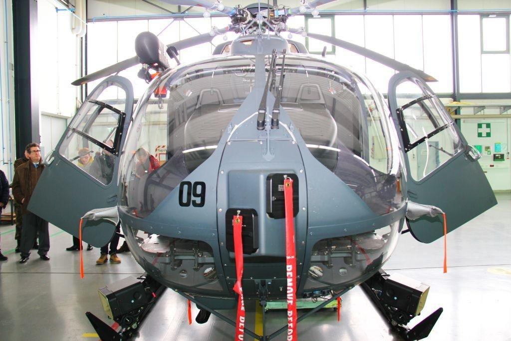 Německé vojsko si zatím pořídilo patnáct strojů H145M, už ale uvažuje o nákupu dalších.