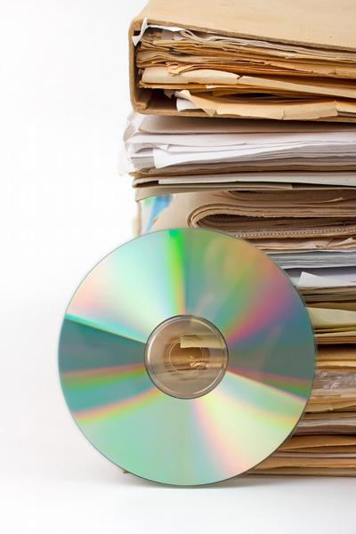 dokumentace, počítač, ehealth, CD