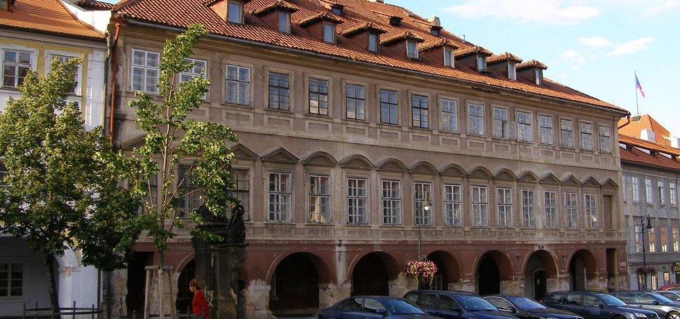 Dům U Kundraticů na pražském Pohořelci