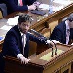 Ministr spravedlnosti v demisi Robert Pelikán