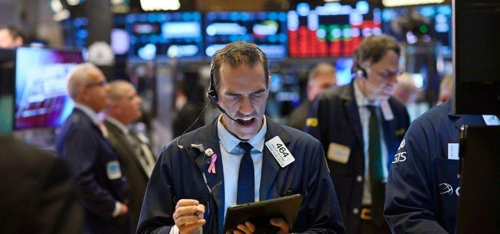 Burza cenných papírů, ilustrační foto