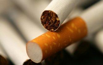 Cigarety - ilustrační foto
