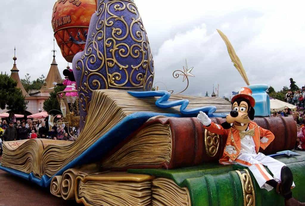 Pařížský Disneyland