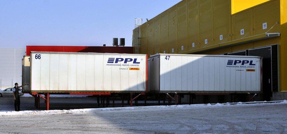 Distribuční centrum PPL