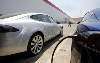 Elektromobily od společnosti Tesla Motor