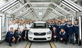 Za růstem dovozu osobních aut z Ruska stojí Škoda Auto