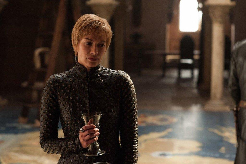 Cersei Lannister - naživu