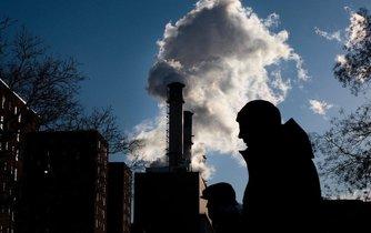 Emise skleníkových plynů, ilustrační foto.