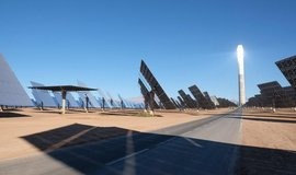 Evropský sen o energii ze Sahary stále žije. Do projektu Desertec vstoupily Čína a Saúdská Arábie