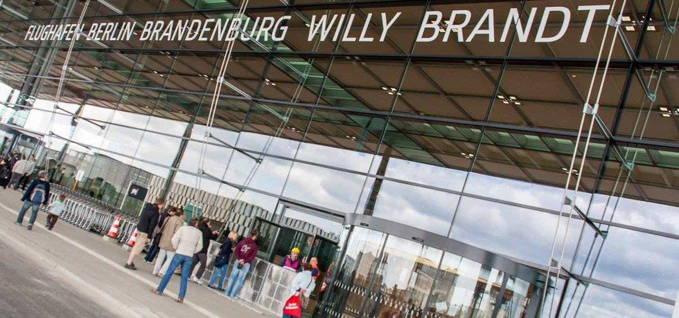 Letiště Berlin Brandenburg International zatím zeje prázdnotou