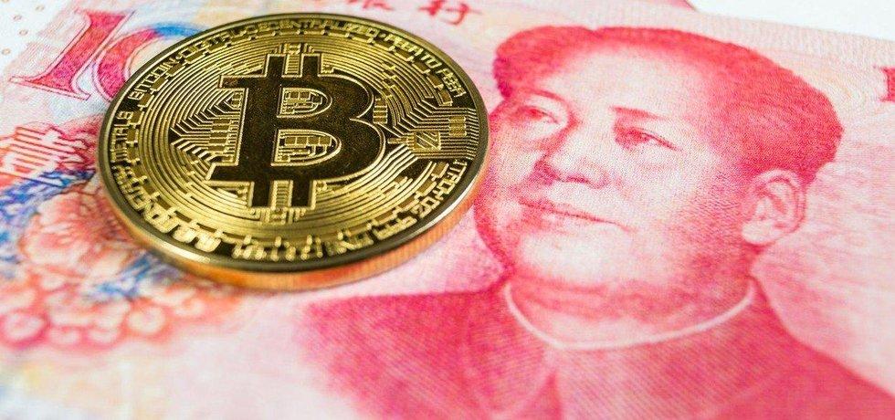 Čína chce zakázat těžbu bitcoinu a dalších kryptoměn, zároveň však chystá vlastní virutální měnu