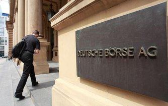 Německá burzovní společnost Deutsche Börse