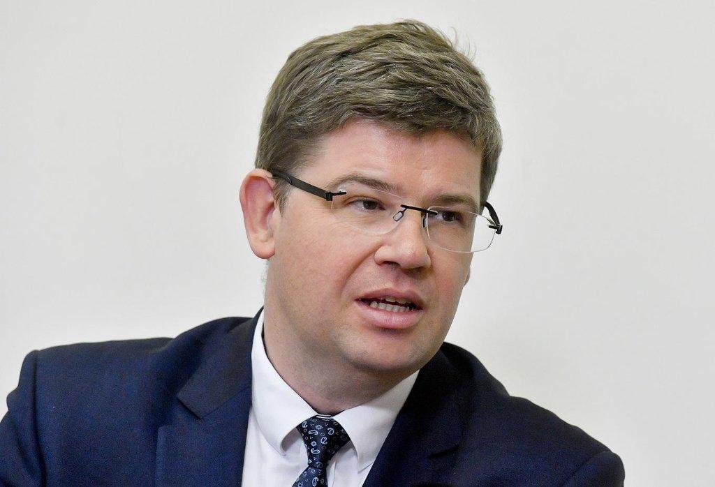 Předseda TOP 09 Jiří Pospíšil