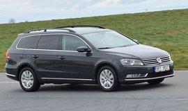 Volkswagen Passat, ilustrační foto