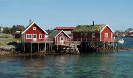 Norsko, ilustrační foto