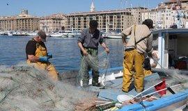 Rybáři, ilustrační foto