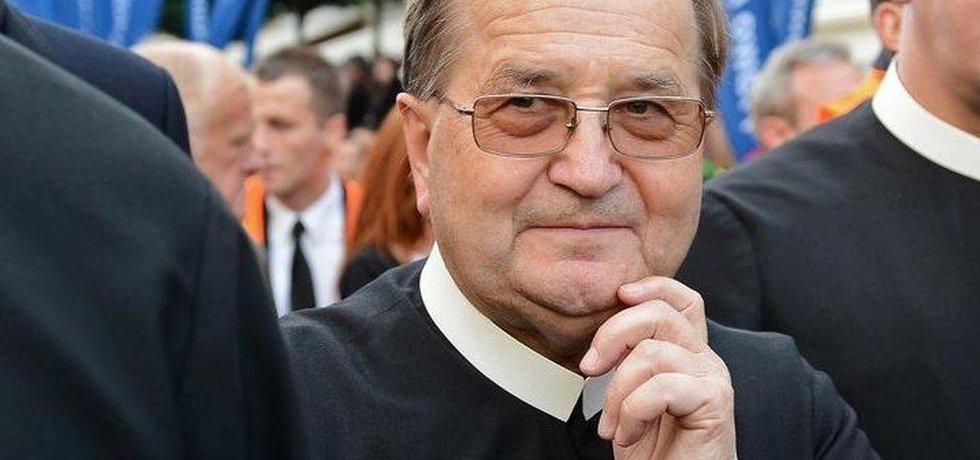 Kontroverzní kněz a mediální magnát Tadeusz Rydzyk