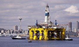 Ropná plošina v USA