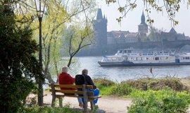 V Praze stoupne počet lidí starších osmdesáti let