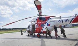 Letecká záchranná služba, ilustrační foto