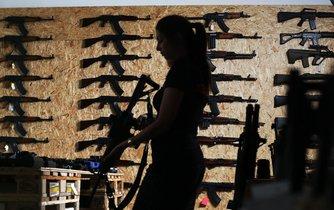 Zbraně - ilustrační foto