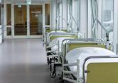 Ilustrační foto; nemocnice, chodba